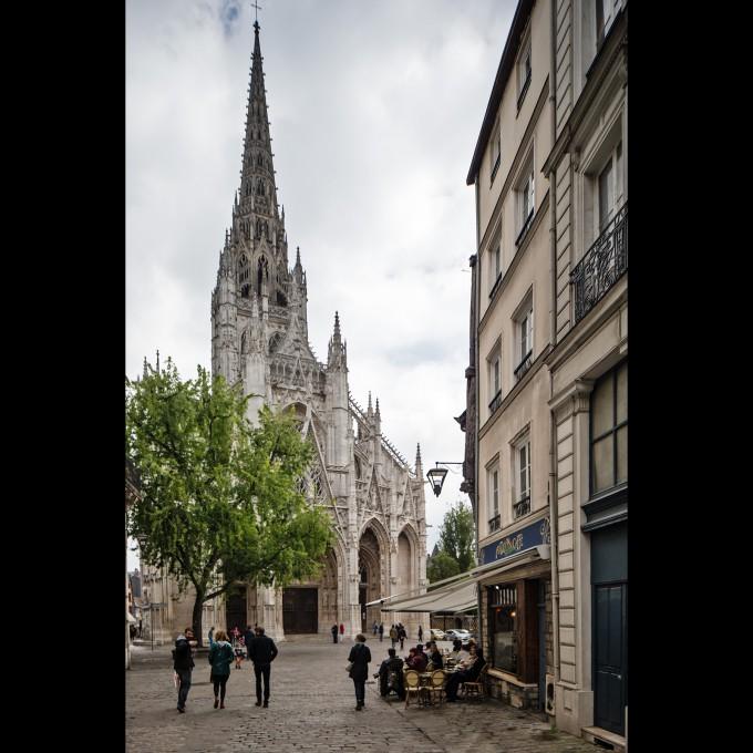 Rouen - Kirche Saint-Maclou
