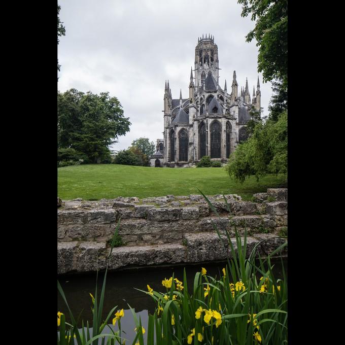 Rouen - Kirche Saint-Ouen