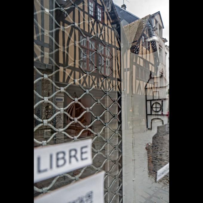Rouen - Freiheit für das Fachwerk