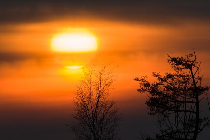 Moor-Sonne 1